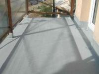 izolace balkonu - Třebíč
