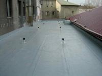 izolace terasy (odvětrávaná) - Přerov