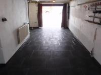Izolace garáže s pokládkou podlahových desek