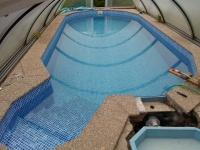rekonstrukce laminátového bazénu