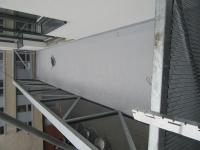 Izolace balkonů s pokládkou pochozích desek