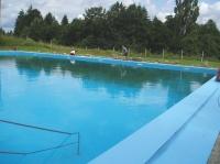 umělá vodní nádrž Lesní Hluboké